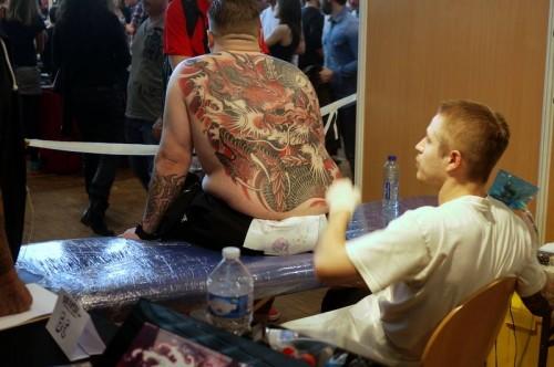 Mondial du tatouage 2015